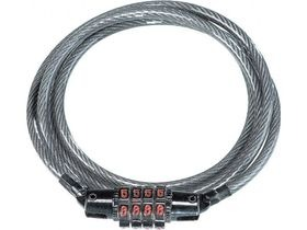 KRYPTONITE CC4 Combination cable lock (5 mm x 120 cm