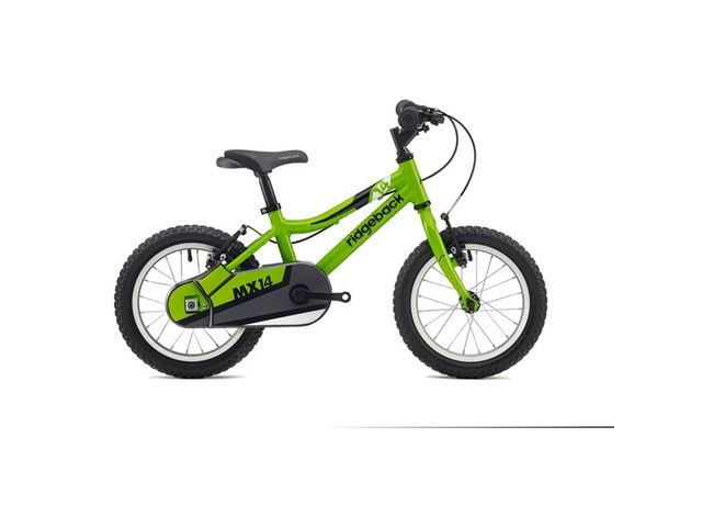 RIDGEBACK MX14 14 inch wheel green click to zoom image
