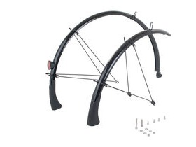 M-PART Primo full length mudguards 700 x 68mm black