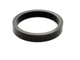 "M-PART Carbon fibre headset spacer 1-1/8"", 5 mm"