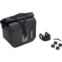 Thule Pack'n Pedal shield handlebar bag with mount, 7.5 litre