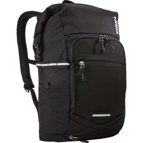 Thule Pack'n Pedal Commuter Backpack 24 litre black click to zoom image