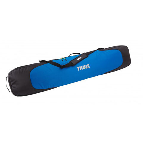 Thule RoundTrip Single Snowboard Carrier -black/cobalt click to zoom image