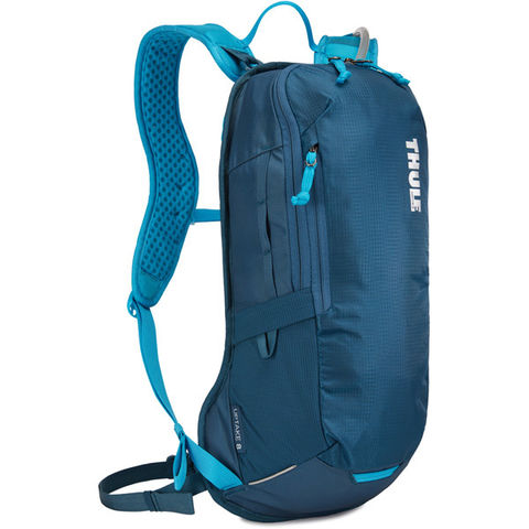 Thule UpTake hydration backpack 8 litre cargo, 2.5 litre fluid - blue click to zoom image